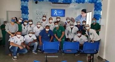 UPA de Alagoinhas oferece programação especial em atenção ao Novembro Azul