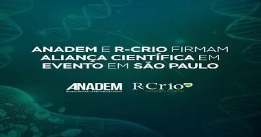 Anadem fecha aliança científica estratégica para a promoção do uso de células-tronco e criopreservação