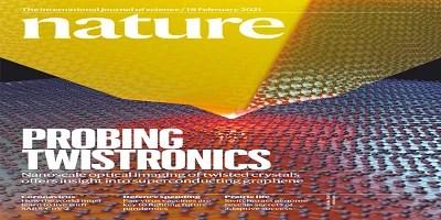 Nanoscópio brasileiro para estudo do grafeno é capa da Nature