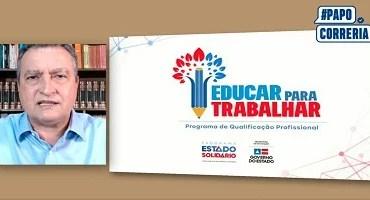 Novo Programa Educar para Trabalhar oferta 200 mil vagas de qualificação profissional