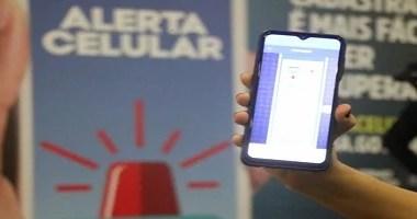 SSP lança sistema para devolução mais rápida de celulares apreendidos