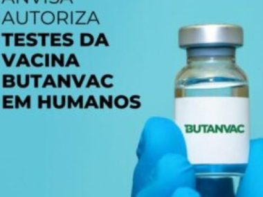 Butanvac - A vacina da segunda geração - Menor custo e mais eficácia