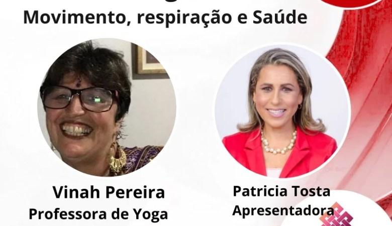 Yoga: movimento, respiração e saúde