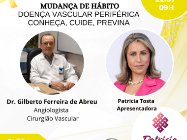 Em Sintonia - Doença Vascular periférica