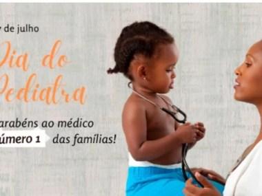 27/07  Dia do pediatra -Sobape realiza live