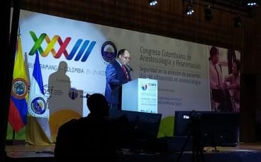 Congreso Colombiano de Anestesiología