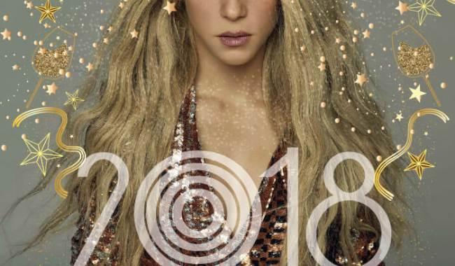 Réveillon Latino da Shakira