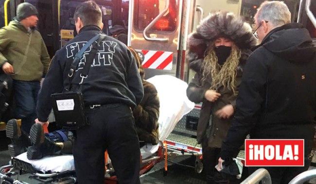 Mãe de Piqué sofre acidente em Nova York e Shakira fica angustiada