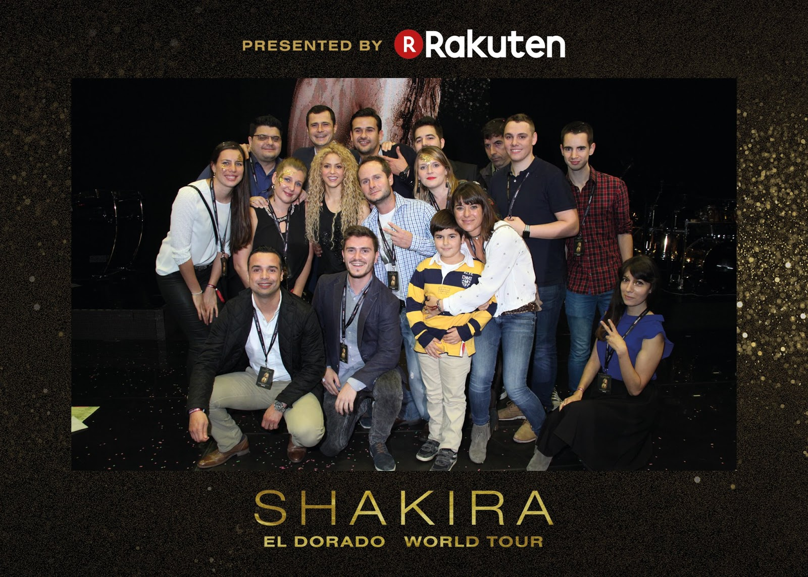 "Shakira / ""El Dorado World Tour"" (Rakuten / Barcelona)"