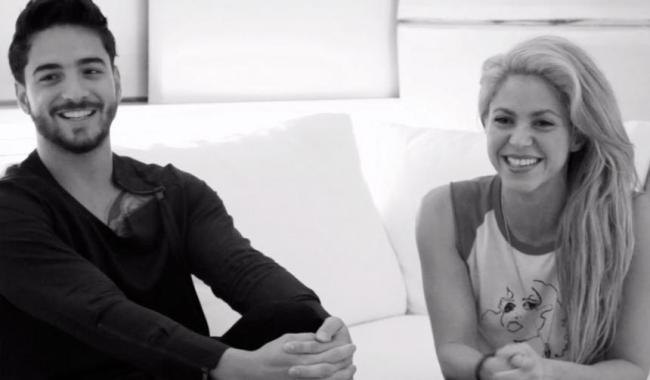 "Shakira e Maluma apresentam seu ""Trap""."