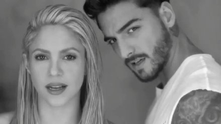 TRAP (Official Video) Shakira ft. Maluma
