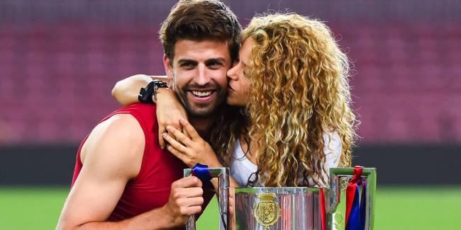 Liga espanhola proíbe insultos a Shakira e Pique nos estádios.