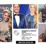 La Bicicleta de Shakira e Carlos Vives recebe disco de diamante nos EUA