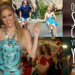 10 duetos de Shakira com mais visualizações no YouTube