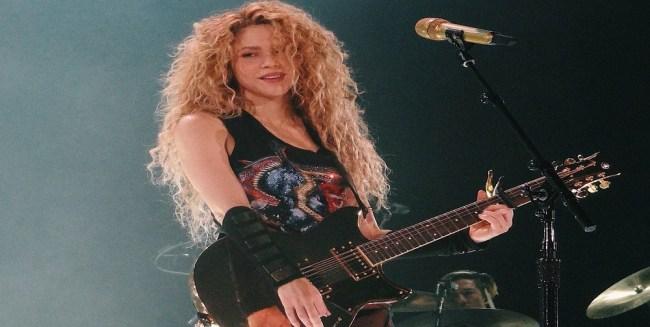 El Dorado World Tour Shakira regressa a Paris, France com Je L'aime a Mourir