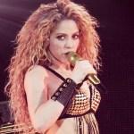 Shakira recebe nota máxima do Jornal Britânico The Times