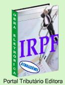 Numa linguagem acessível, este Manual do IRPF abrange questões teóricas e práticas sobre o imposto de renda das pessoas físicas, perguntas e respostas e exemplos de cálculos. Clique aqui para mais informações.