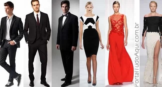 6c0dac4f12 Formatura o dress code  Trajes adequados para você e para os convidados
