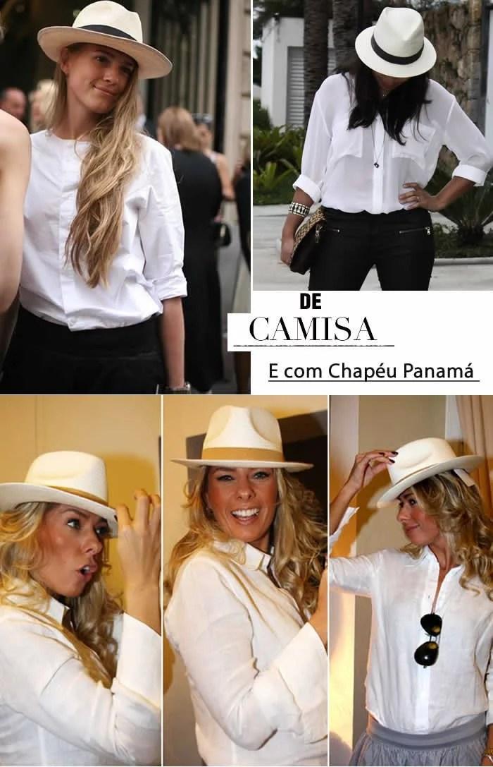 chapeu-panama-combinado-com-camisa-moda-feminina