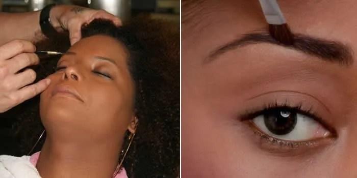 maquiagem-pele-negra-sobrancelha