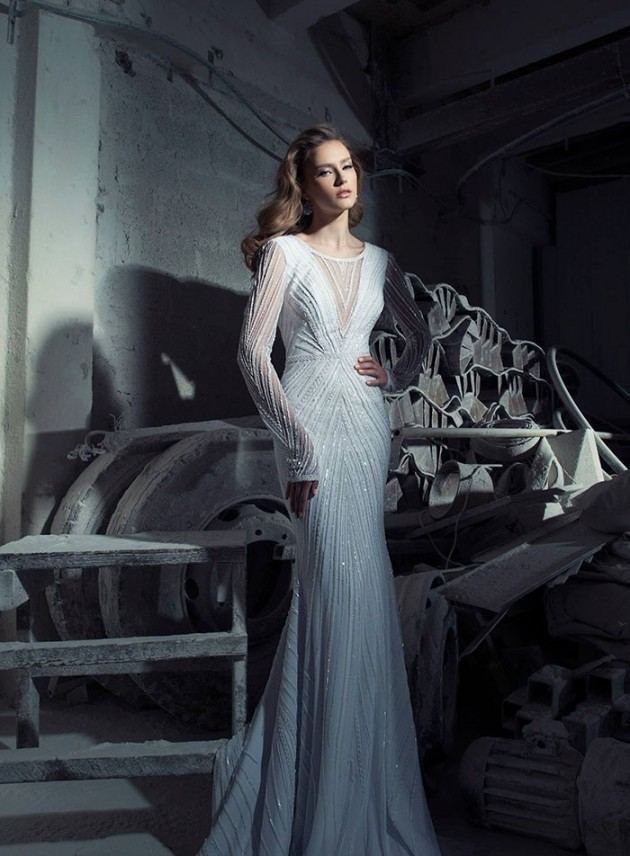vestido de noiva  By Ada Hefetz 2014