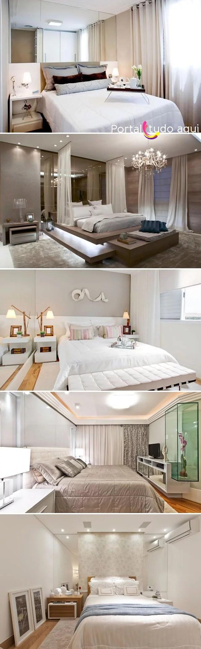 decoracao-quarto-casal-cores-claras-espelho