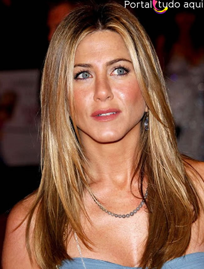 Jeniffer Aniston e seu long bob