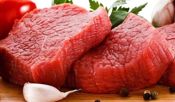 carne vermelha magra