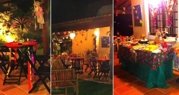 6dac3de06 Como fazer uma festa junina em casa em 12 passos |Portal Tudo Aqui