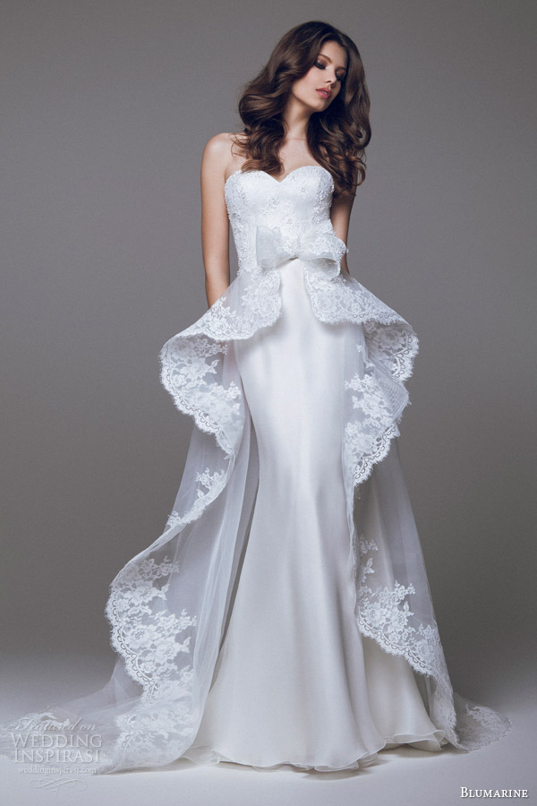 blumarine-sposa-2015-wedding-dress-lace-peplum-overskirt