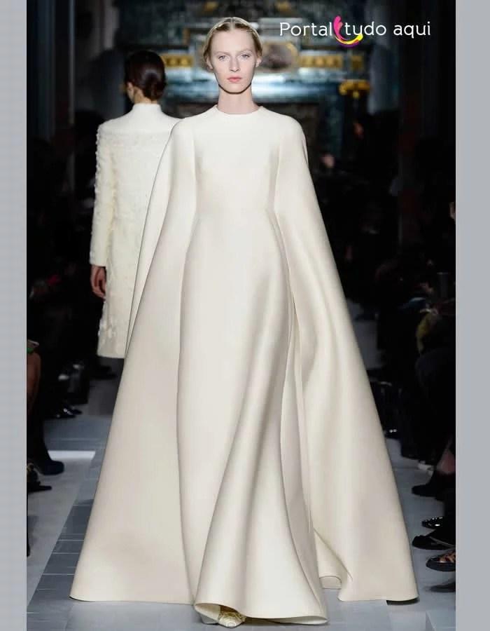 vestido-de-noiva-inverno-2015-2016-longo-com-capa-pta