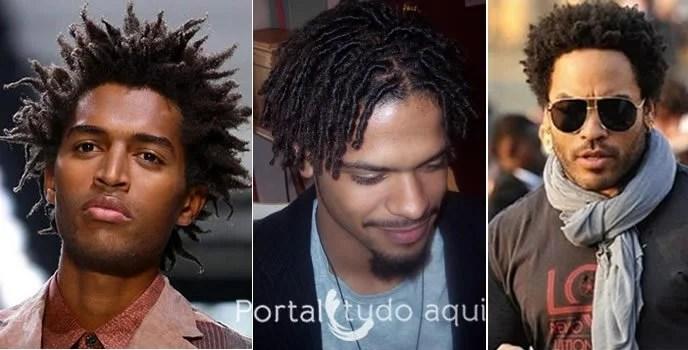Corte de Cabelo masculino 2016 -cabelo-afro-torcido