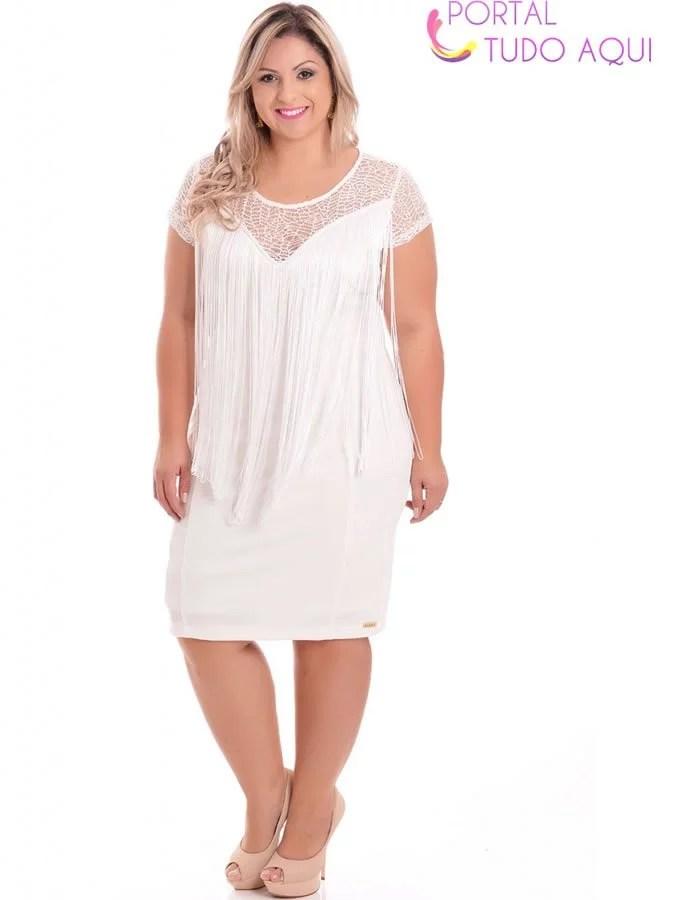 Lindas roupas plus Size para Reveillon -12