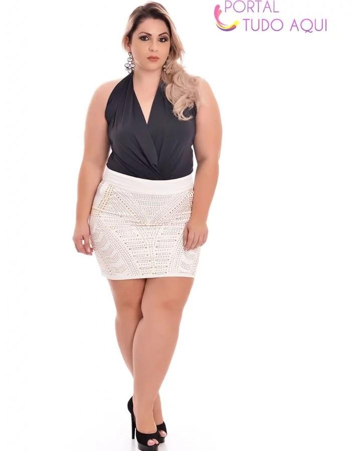 Lindas roupas plus Size para Reveillon -14