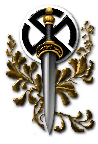 Thule Gesellschaft Emblem - Occult History of the Third Reich