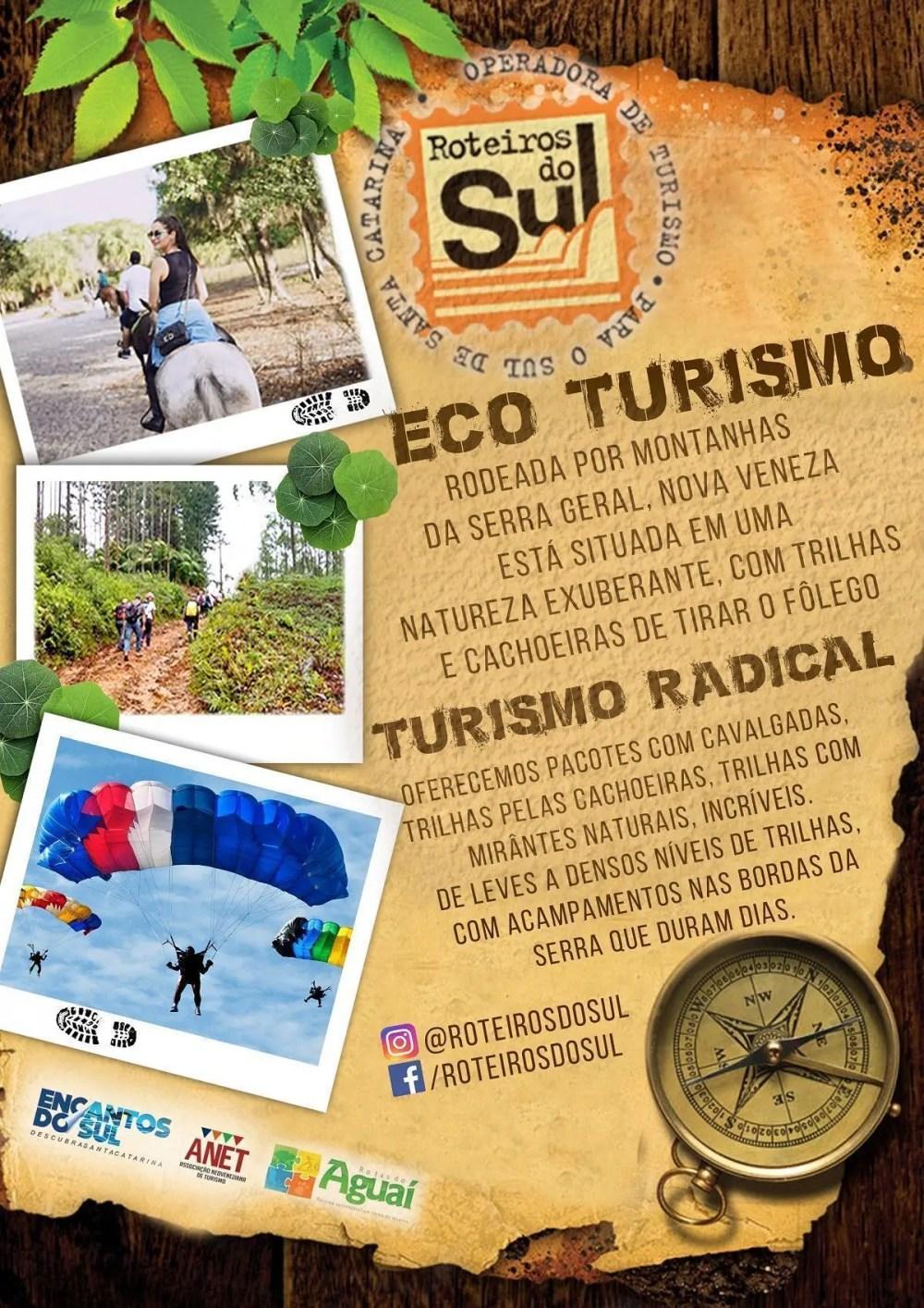 Folder – Turismo
