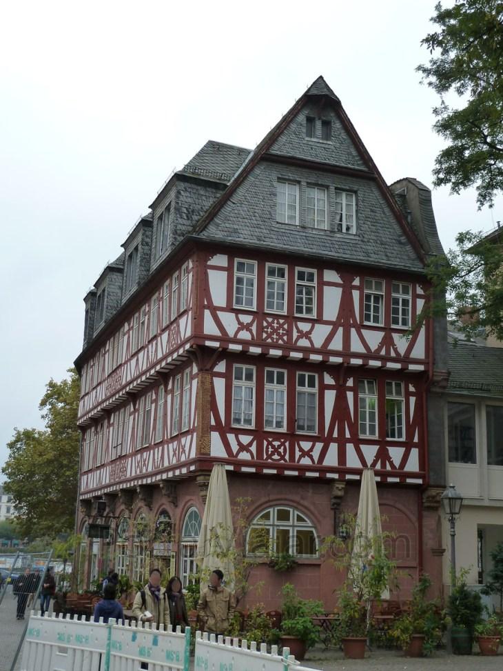 Casa Wertheim (Frankfurt) - Portal Viajar