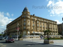 Hotel Mar Cristina Donostia San Sebasti Portal