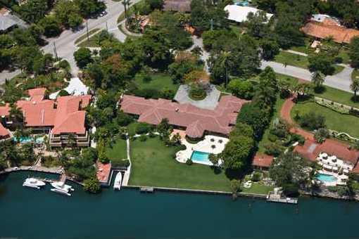 Villa Coral Gables Bezaubernde Villa in TopLage nahe