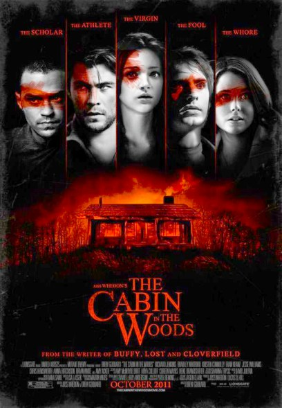cabin_woods_poster