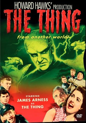The Thing from Another World  - 1951