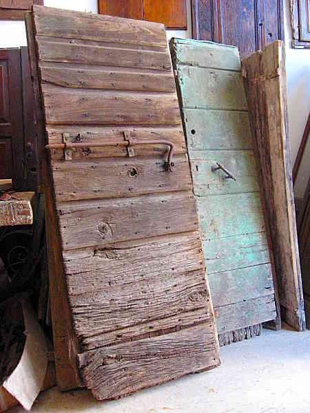 Antichi portoni per arredare interni moderni  Portantica