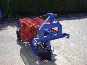 Single Row Bulb Harvester