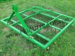 Drag Harrow Aerator 3 point Linkage Tractor Implement