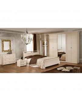 camere da letto contemporanea spar; Camera City Bianco Frassino