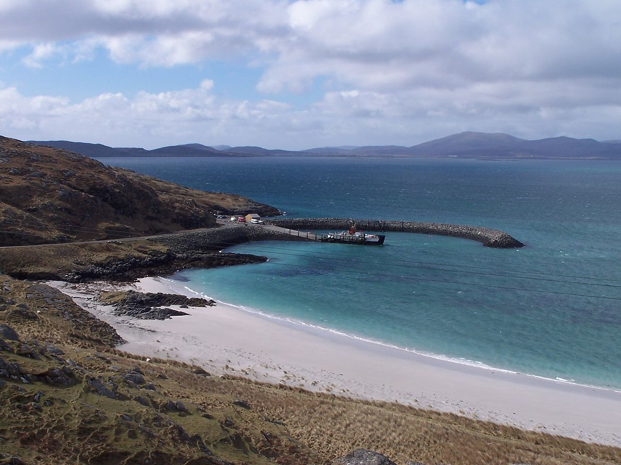 The Great Whisky Caper- Isle of Eriskay, Scotland