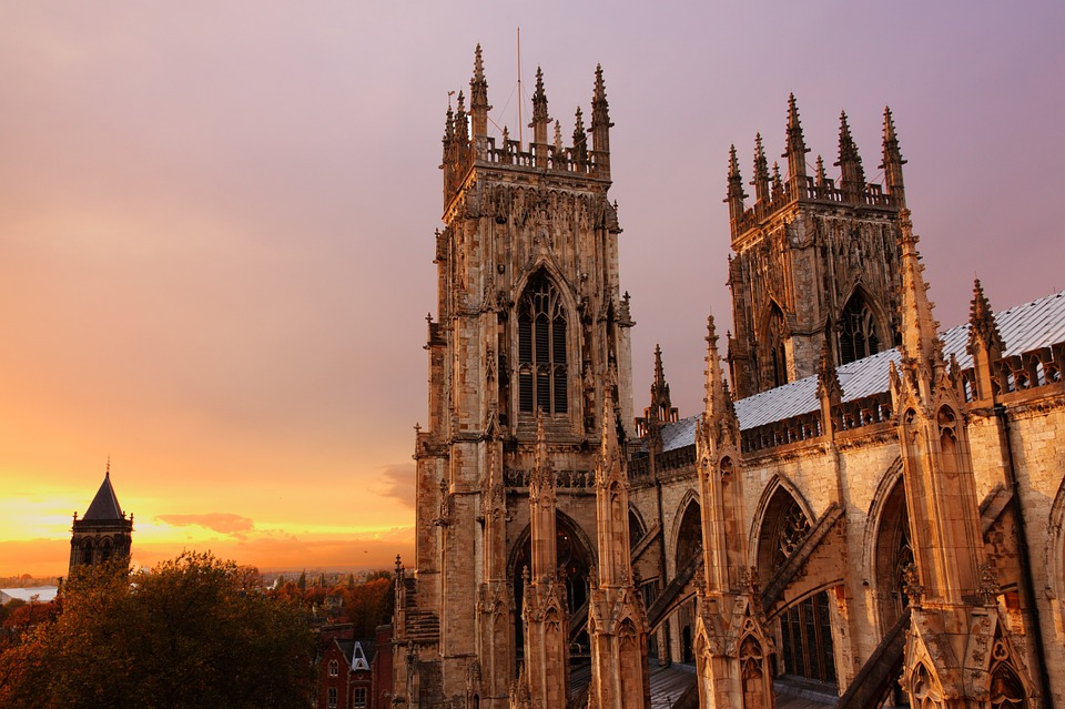 The Secret of York Minster