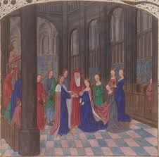 Edward IV, Elizabeth Woodville, Wedding, Love