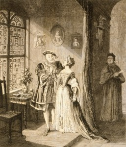 Henry VIII, Anne Boleyn, Marriage, Love