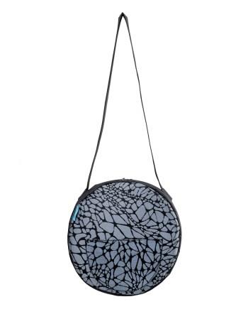 Borsa Lullaby cobalto